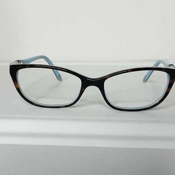 Tiffany & Co. Accessories | Tiffany Co Eyeglass Frame Wcrystal ...